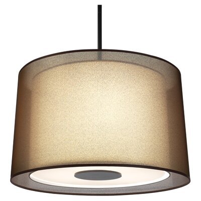 Saturnia 3 Light Drum Pendant