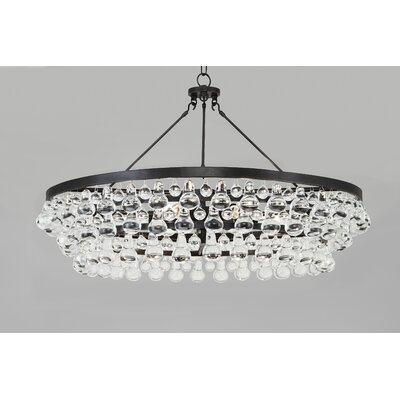 Robert Abbey Bling 6 Light Chandelier