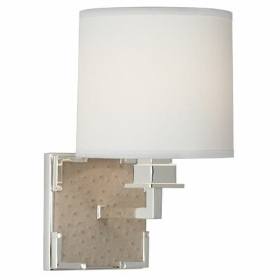 Robert Abbey Mary McDonald Spence 1 Light Wall Sconce