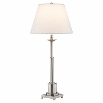 Robert Abbey Kinetic 1 Light Column Table Lamp