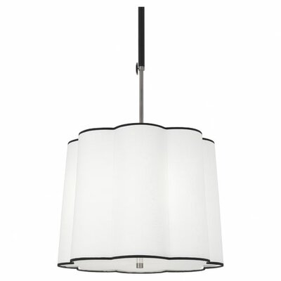 Robert Abbey Axis 3 Light Pendant