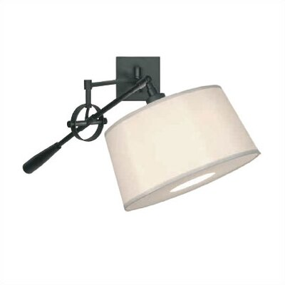 Robert Abbey Real Simple Boom 1 Light Wall Sconce