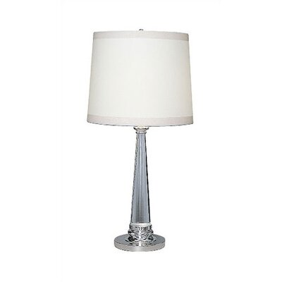 "Robert Abbey Lucidity 33.5"" H Table Lamp with Empire Shade"