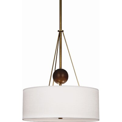 Robert Abbey Jonathan Adler Ojai 3 Light Chandelier