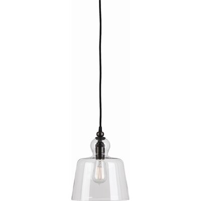 Albert 1 Light Pendant
