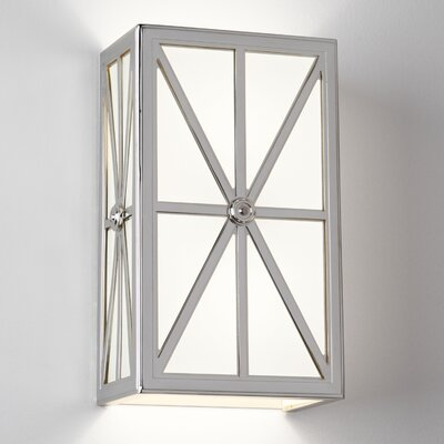 Robert Abbey Mary McDonald Directoire 2 Light Wall Sconce