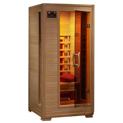 1-Person Ceramic Infrared Sauna