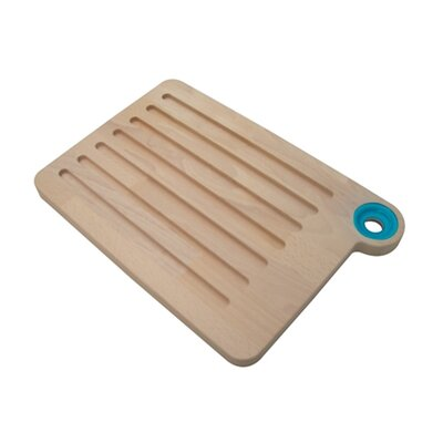 Omada Woody Bread Cutting Board with Handle