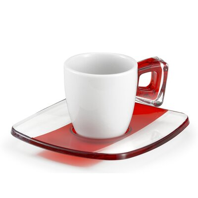 Omada Square Coffee Dinnerware Collection