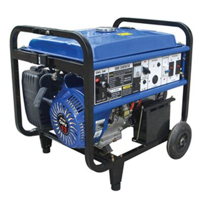 8,000 Watt Generator with Wheel Kit - 6836