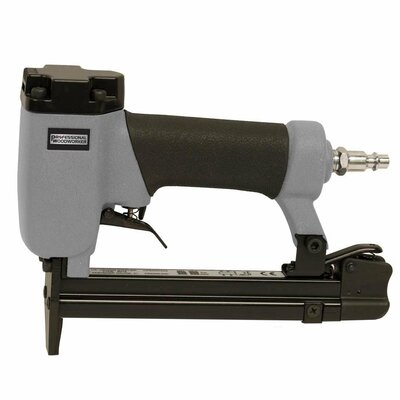 PROFESSIONAL WOODWORKER 18 Gauge Crown Stapler