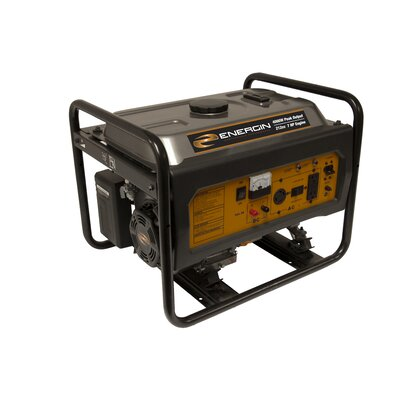 4,000 Watt Generator without Wheel Kit - 9223