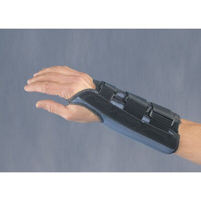 3- Point Products Wrist Control Carpal Tunnel Splint in Blue / Black