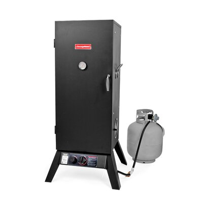 Propane Gas Smoker
