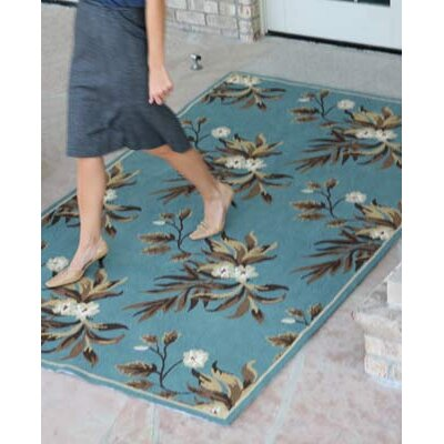 Duracord Outdoor Rugs Sawgrass Mills Marietta Blue Rug