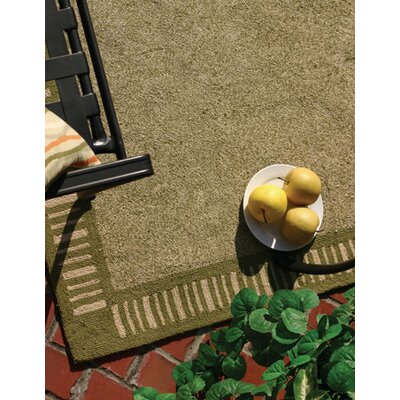 Duracord Outdoor Rugs Sawgrass Mills Solid Classics Green Rug