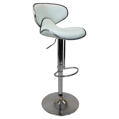 "<strong>Creative Images International</strong> 23"" Adjustable Bar Stool"