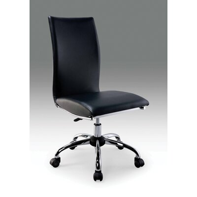 Creative Images International Leatherette Computer Chair (Set of 2)