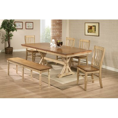 Winners Only, Inc. Quails Run 6 Piece Dining Set
