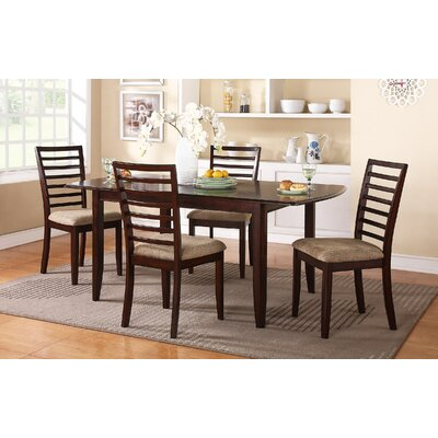 Brownstone 5 Piece Dining Set