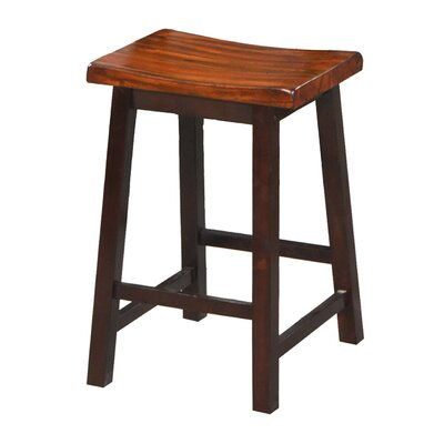 Fifth Avenue Saddle Barstool