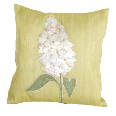 Sea Side Shell Flower Pillow