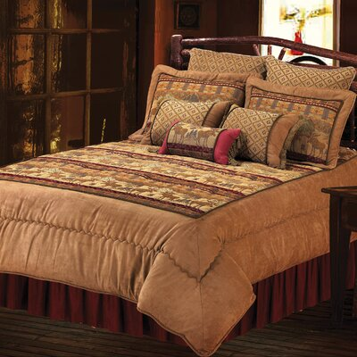 HiEnd Accents Moose Bedding Collection