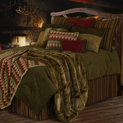 HiEnd Accents Wilderness Ridge Bedding Collection