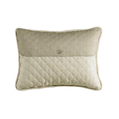 Fairfield Quilted Linen Envelope Pillow