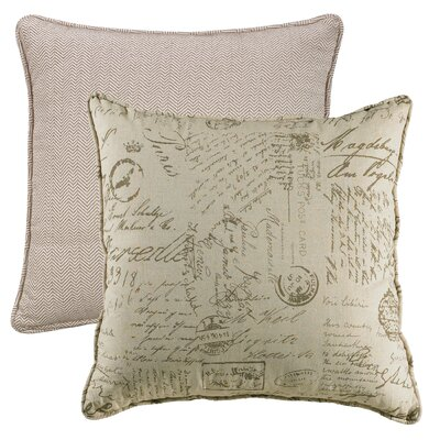 HiEnd Accents Fairfield Linen Euro Sham
