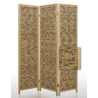 Screen Gems Boca Bamboo Screen Room Divider