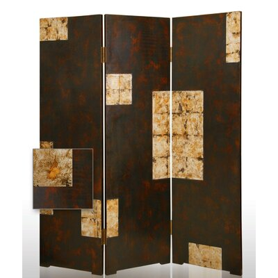 Evolution Decorative Wood Room Divider