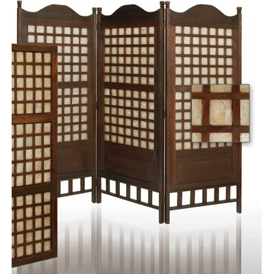 Screen Gems Capice Diamond Decorative Room Divider