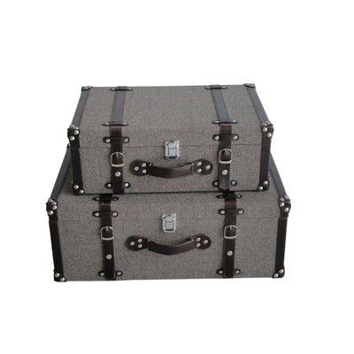 Screen Gems Mandalay Suitcase (Set of 2)