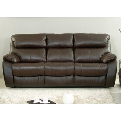 Jonathan Leather Reclining Sofa