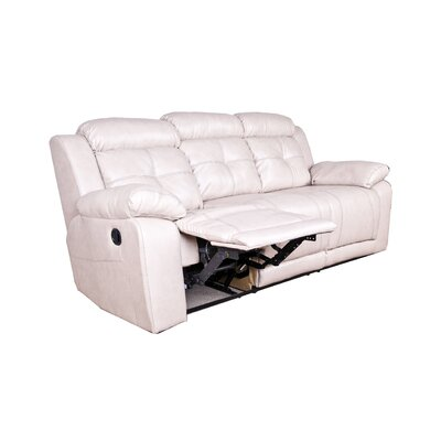 AC Pacific Allen Sofa and Loveseat Set