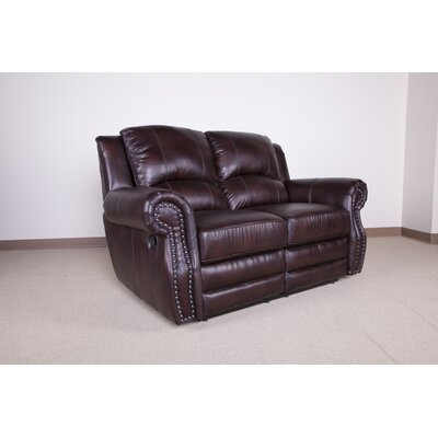 AC Pacific Fulton Sofa and Loveseat Set