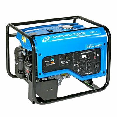 4,500 Watt 8 HP Honda Engine Driven Generator - TPG4-4500HDX