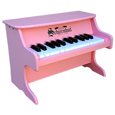 Schoenhut 25 Key My First Piano II in Pink