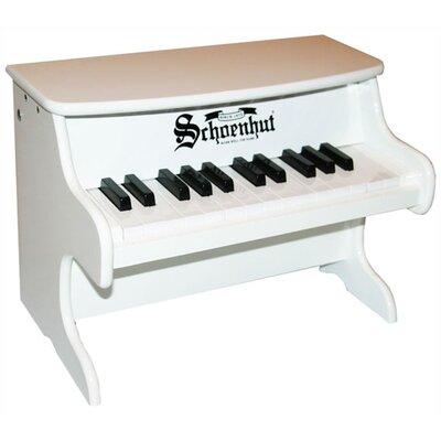 Schoenhut My First Piano II in White