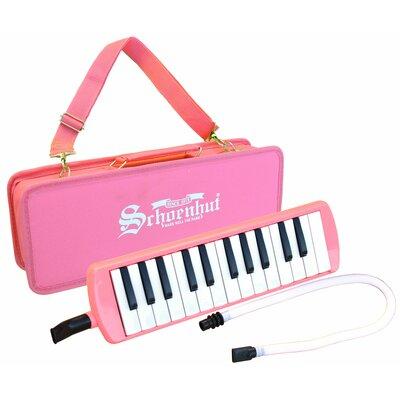 Schoenhut Schoenhut 25 Key Pink Melodica