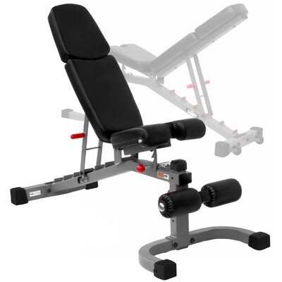 X-Mark Commercial FID Adjustable Olympic Bench