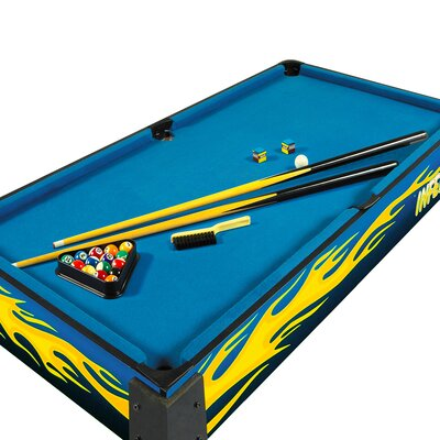 Hathaway Games Inferno 20-IN-1 Multi-Game Table with All Accessories