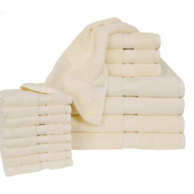 All American 16 Piece Towel Set