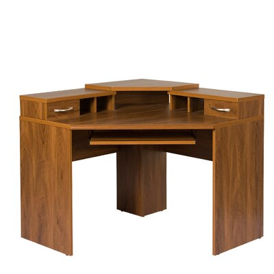 OS Home & Office Furniture Office Adaptations Corner Desk Office Suite