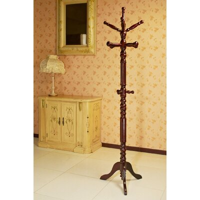 Traditional Coat Rack