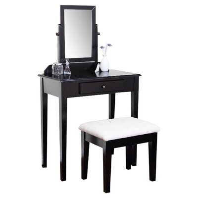 Mega Home Contemporary Vanity Set