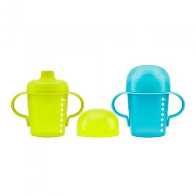 Boon Sip Short Soft Spout 7 oz Sippy Cup