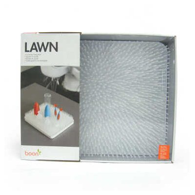 Boon Lawn Countertop Drying Rack in Winter