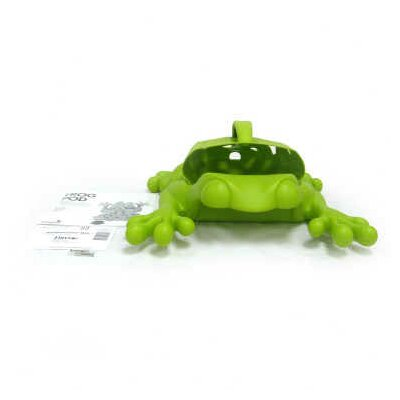 Boon Frog Pod Bath Toy Scoop in Green